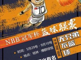 NBB做了NBA的事,NBB冠军杯篮球联赛揭开序幕